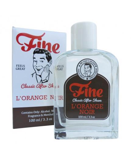 L'Orange Noir Aftershave