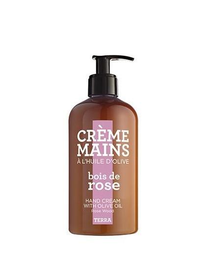 Crema Mani 300 ml - Bois de Rose