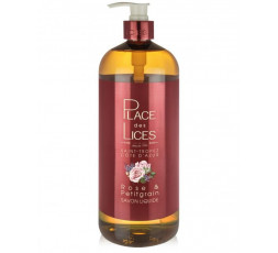 Sapone liquido - Rose & Petitgrain
