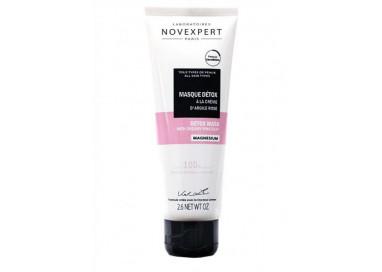 Masque Detox a la Creme de Argile Rose ( Maschera purificante pelli sensibili )