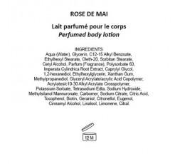 ROSE DE MAI - Latte Corpo