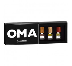 OMA Set 3 x 4 ml Limited Edition