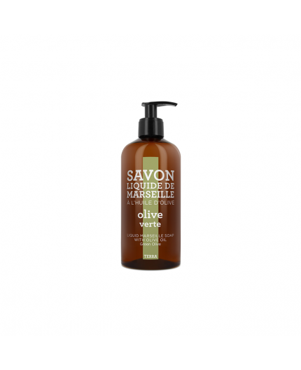 Sapone liquido 1000 ml - Oliva Verde