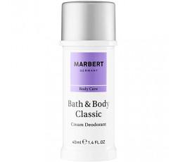 Bath & Body Classic - Deodorante in Crema