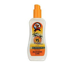 Spray Gel SpF 15