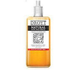 DROYT'S Natural Anti Bacterial Liquid Soap