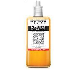 DROYT'S Natural Anti Bacterial Liquid Soap
