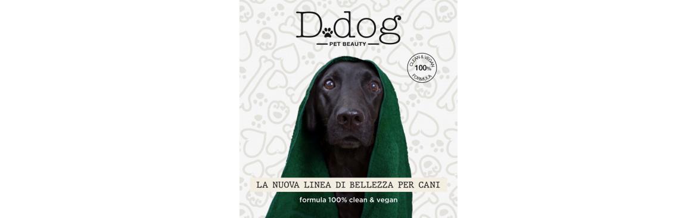 Shampoo per cani - D.Dog - Pet Beauty
