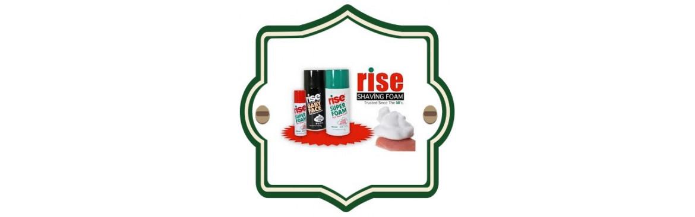 RISE - Schiuma da barba - Made in U.S.A.